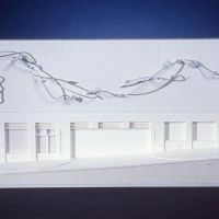 Bellevue Convention Center, model
